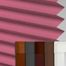 Shadow Blackout Pleated Perfect Fit Blind
