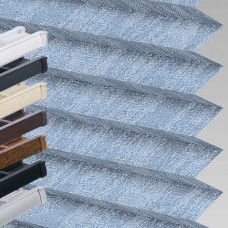 Radiance ASC Freehanging Pleated Blind