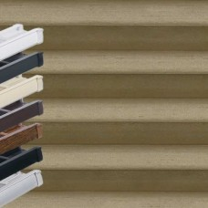 Shot Silk Tensioned Pleated Blind