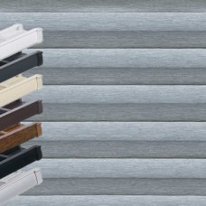 Topaz Tensioned Pleated Blind