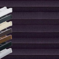 Voile Tensioned Pleated Blind