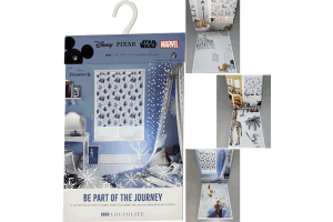 Louvolite Complete Disney, Marvel & Star Wars Sample Book